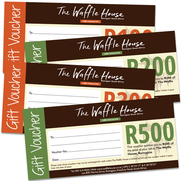 A pair of airline vouchers for you and a friend and a $ Waffle House gift card. Plus, get the chance to spread holiday cheer and give a pair of airline vouchers to your favorite Waffle House associate!