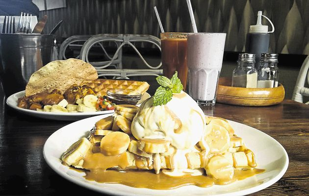 Food Review: Waffles of substance