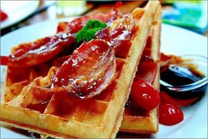 Waffle Stack
