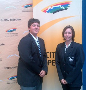 OSLO Beach siblings Marilie and Jacques Muller excelled at the South African Junior Chess Championships held in Cape Town recently